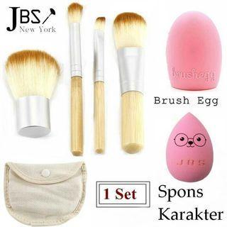 Brush make up 1 (paket hemat)