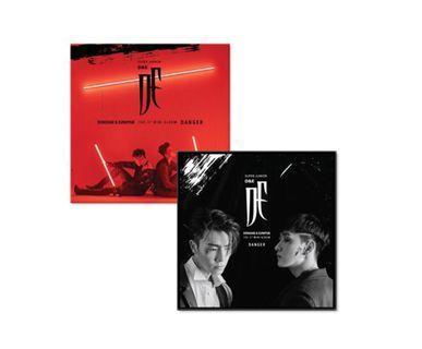 [PO] Super Junior D&E Kihno Mini Album Vol. 3 - DANGER