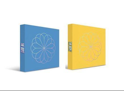 [PO] THE BOYZ 2nd Single - Bloom Bloom