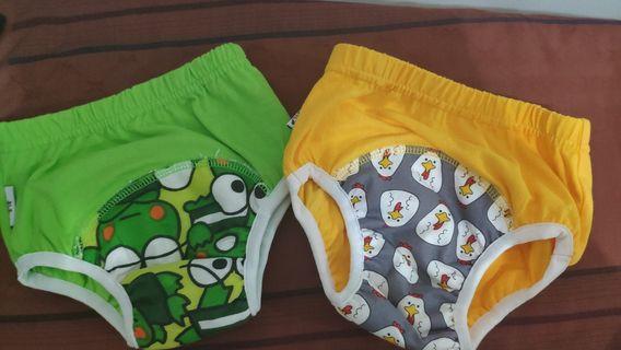 Training Pants Klodiz Size L (isi 2pcs)