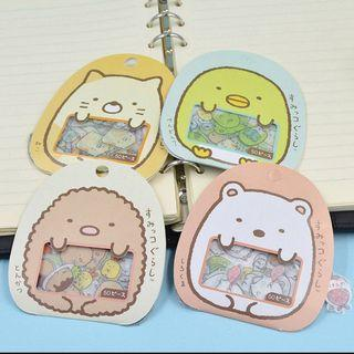 🚚 [PO] Sumikko Gurashi Stickers