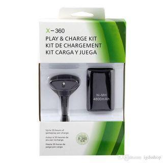 Xbox bateri kit 2 in 1 murah offer