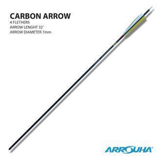 ARROW CARBON 4 FLETCHERS