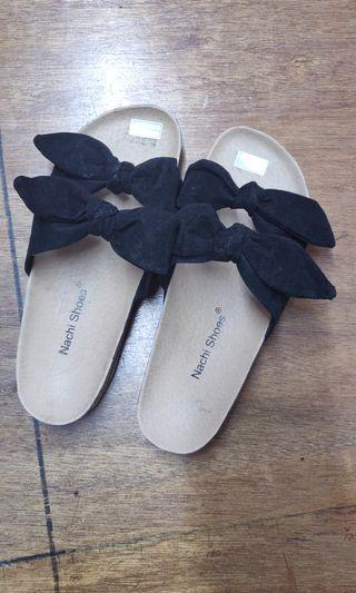 Sandal Pita Nachi Shoes Black