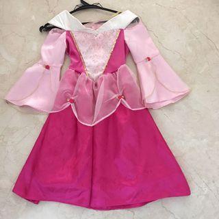 🚚 Disney princess Aurora's dress