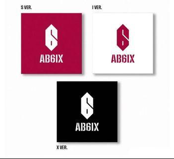 [EMS PO] AB6IX 1st EP - B: COMPLETE