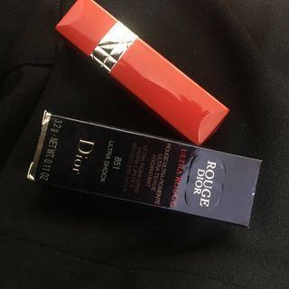 🚚 Dior 超惹火唇膏851
