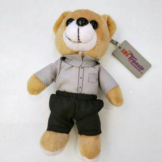 SBS Transit BEar Keychain (Limited Edition)