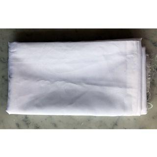 White Lining Fabric/ Cloth