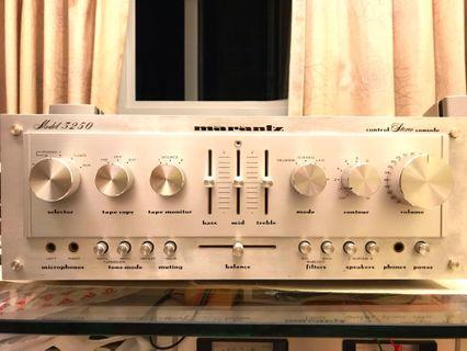 🚚 Marantz 3250 Pre Amp