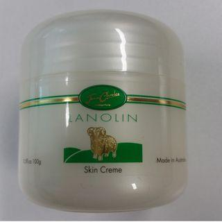 Brand New Lanolin Skin Creme 100g Made in Australia Expire 03/2028