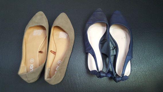 Flat Shoes Rubi & vincci (2pcs)