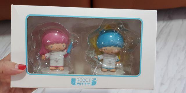 (INSTOCK) Robot Kitty - Sanrio Little Twin Stars Exclusive Figurines