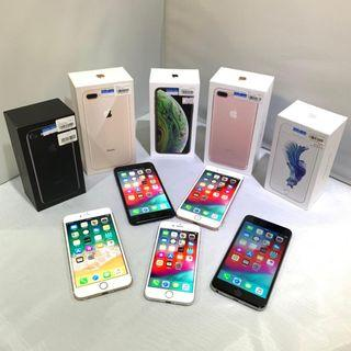 Preowned iPhones