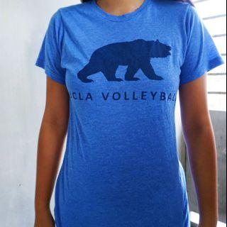 🚚 UCLA 短袖T恤✨🔥現貨💖blue t shirt