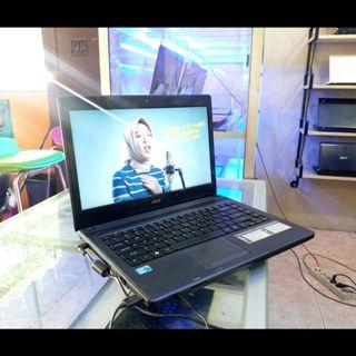 #BAPAU Laptop Acer Core i3/Ram 2GB/Hdd 500GB