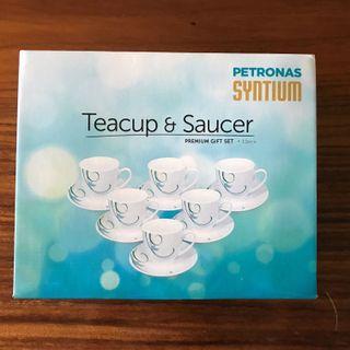 Teacups & Sauces - Premium Gift Set