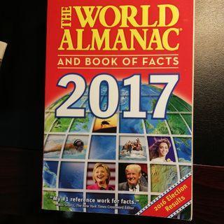 The World Almanac 2017