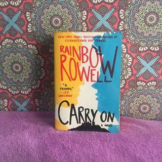 Carry On — Rainbow Rowell