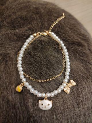 🚚 貓咪手鍊手環