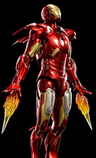 訂單 Iron man Mark 7 $200