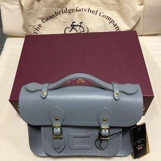 BNIB Cambridge Satchel (mini) in French Grey