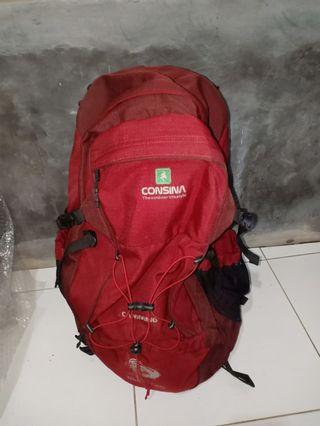 Backpack Consina Red