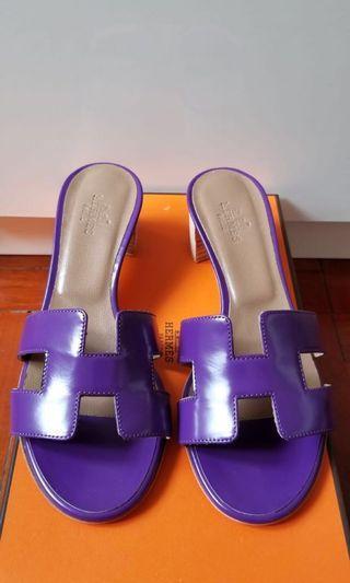 Hermes oasis sandal