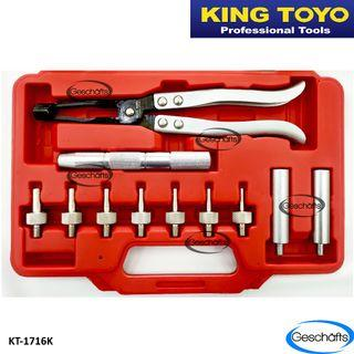 King Toyo Valve Seal Removal & Installer Kit