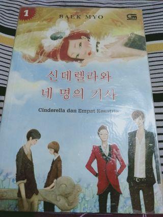 Cinderella dan Empat Kesatria