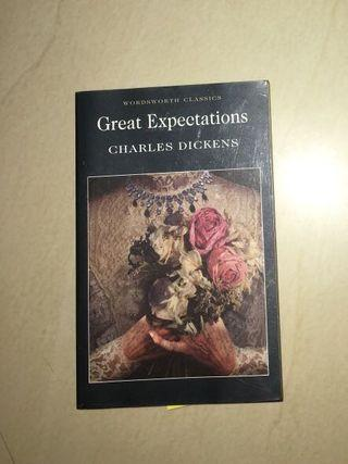 Charles Dickens Great Expectations English Imported Novel