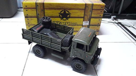 MILITARY TRUCK (RC)