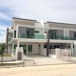 {NEW PRE-LAUNCH - Cash Back RM20k} Freehold 2 Sty Landed House 22x75