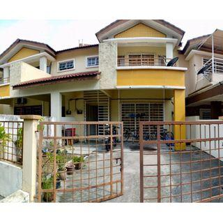 [22x75] 2 Storey Terrace Seri Pristana Sg Buloh
