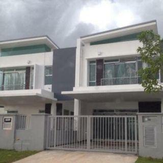 New 2 Storey Terrace House 0% Downpayment FREEHOLD