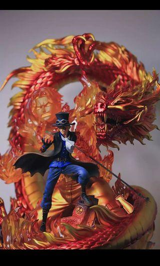 One Piece Sabo + Ace Action Figures (Preorder Only)