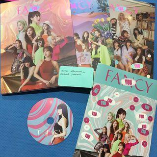 Twice Fancy You Official Album Momo CD