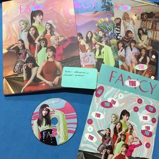 Twice Fancy You Official Album Jeongyeon CD