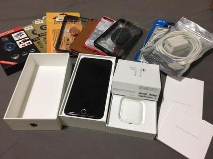 iPhone 7 Plus 128G 霧黑色
