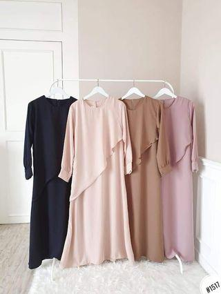 Dress muslimah #BAPAU