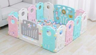 Baby Play Yard/playpen/fence/offer/limited stock/2019 new color