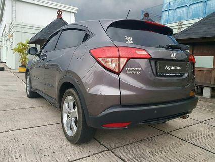 Honda HRV S 1.5 cvt 2017 SUV angs 1.9 jt