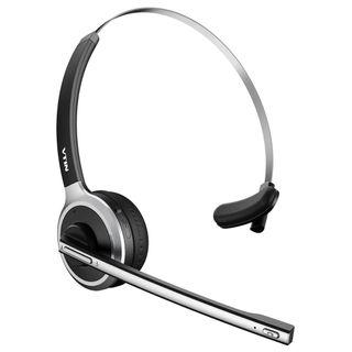 VTIN Bluetooth Headset with Microphone, Wireless Headset Computer Headphone Lightweight and Hands-Free with Mic, Stereo Over-the-Head Business Headset for Skype, Call Center, PC, Phone, Mac  #1275