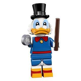 Lego 71024 Disney Series 2 Scrooge McDuck