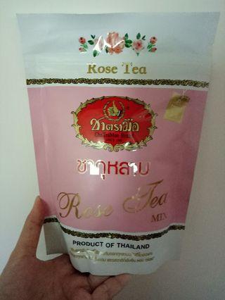 🚚 泰國 手標 玫瑰花茶 袋裝