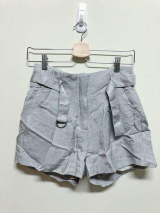 🚚 Suitangtang 光澤感短褲(S)