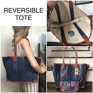 Goyard Reversible Tote Bag