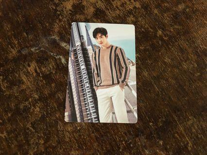 EXO SUHO 2017 OFFICIAL SEASONS GREETINGS CALENDAR PHOTOCARD