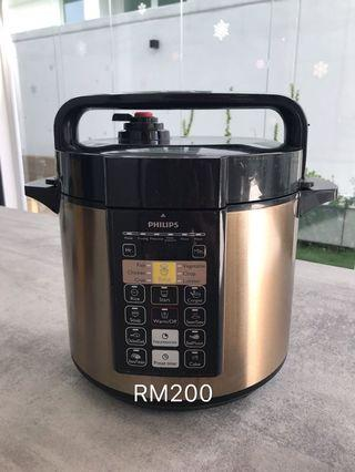 Philips pressure cookers 2139