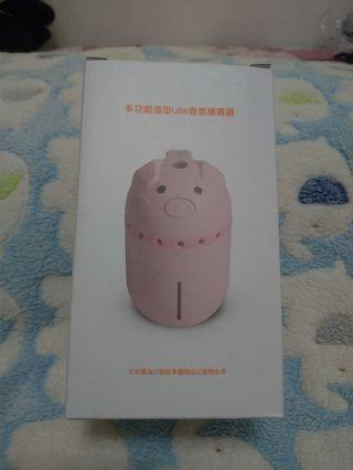🚚 降✨多功能造型USB香氛噴霧器